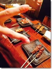 ブログアップ→お風呂→「むぎ」にご飯→鮨大門。